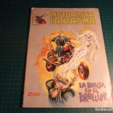 Cómics: EL MOTORISTA FANTASMA. N° 6. SURCO. (M-2).. Lote 252944920