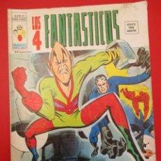 Cómics: 4 FANTASTICOS, LOS (1974, VERTICE) -V.2- 27 · XII-1976 · CUANDO LOS GIGANTES ANDAN POR EL CIELO. Lote 252970545