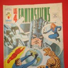 Cómics: 4 FANTASTICOS, LOS (1974, VERTICE) -V.2- 26 · XI-1976 · LA CONTRA-TIERRA DEBE MORIR EN LAS MANOS DE. Lote 252973350