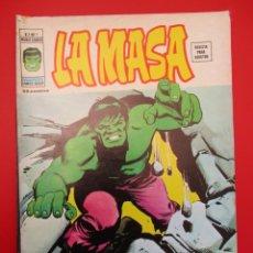 Cómics: HULK (1975, VERTICE) -LA MASA- 8 · VII-1976 · ANIQUILACION. Lote 252988820