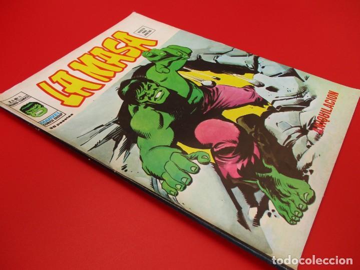 Cómics: HULK (1975, VERTICE) -LA MASA- 8 · VII-1976 · ANIQUILACION - Foto 2 - 252988820