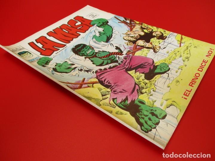 Cómics: HULK (1975, VERTICE) -LA MASA- 12 · XI-1976 · ¡EL RINO DICE NO! - Foto 2 - 252990620