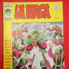 Cómics: HULK (1975, VERTICE) -LA MASA- 16 · III-1977 · NOCHE DE MUERTE. Lote 252991765