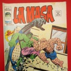 Cómics: HULK (1975, VERTICE) -LA MASA- 11 · X-1976 · ¿LA ULTIMA BATALLA DE LA MASA?. Lote 252992310