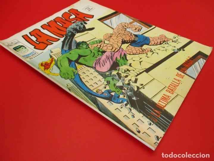 Cómics: HULK (1975, VERTICE) -LA MASA- 11 · X-1976 · ¿LA ULTIMA BATALLA DE LA MASA? - Foto 2 - 252992310