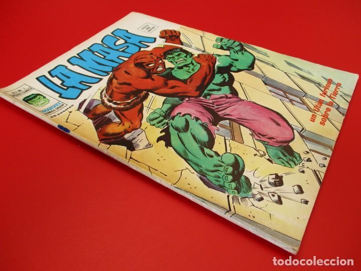 Cómics: HULK (1975, VERTICE) -LA MASA- 3 · II-1976 · UN TITAN FURIOSO SOBRE LA TIERRA - Foto 2 - 252993390