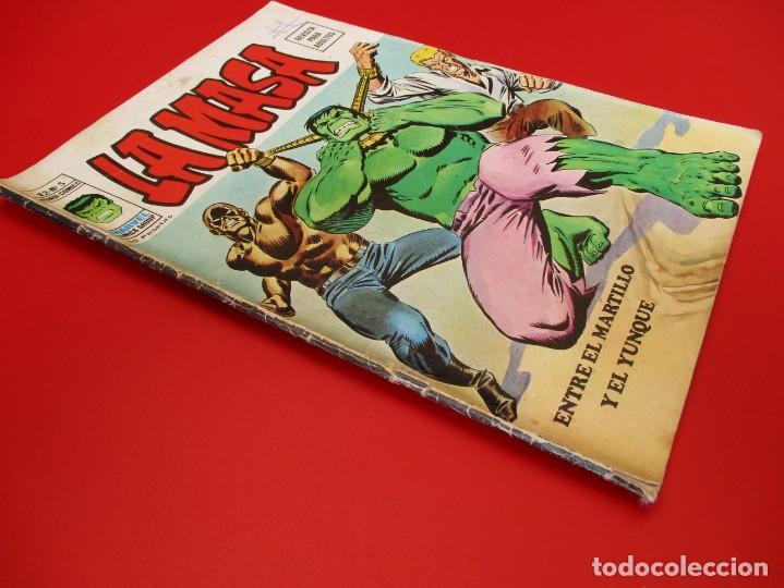 Cómics: HULK (1974, VERTICE) -LA MASA- 5 · I-1975 · ENTRE EL MARTILLO Y EL YUNQUE - Foto 2 - 252996455