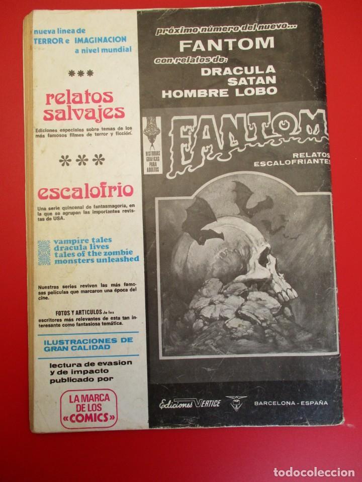 Cómics: HULK (1974, VERTICE) -LA MASA- 5 · I-1975 · ENTRE EL MARTILLO Y EL YUNQUE - Foto 3 - 252996455