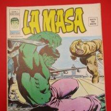 Cómics: HULK (1974, VERTICE) -LA MASA- 2 · X-1974. Lote 252999565