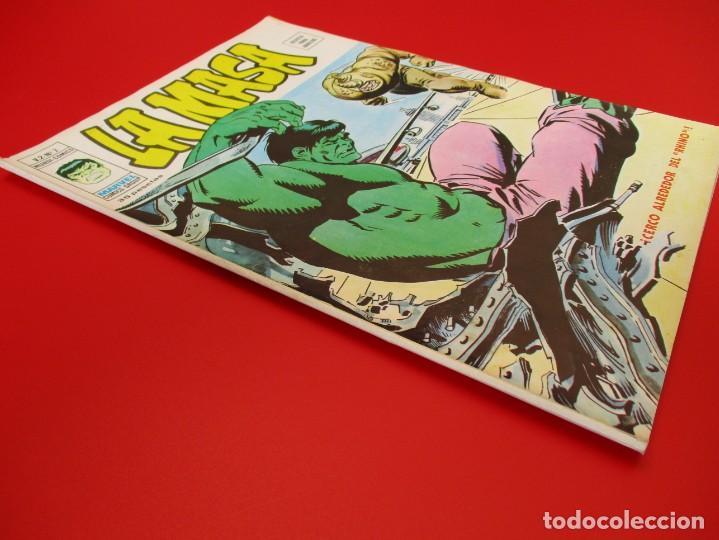 Cómics: HULK (1974, VERTICE) -LA MASA- 2 · X-1974 - Foto 2 - 252999565