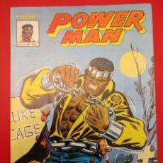 Cómics: POWER MAN (1981, VERTICE) 1 · X-1981 · UNO DEBE MORIR. Lote 253009840