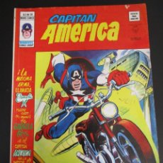 Cómics: CAPITAN AMERICA (1975, VERTICE) 20 · X-1977 · PODRIDA ALIANZA. Lote 253013045