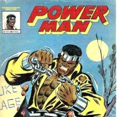 Cómics: POWER MAN, Nº 1, MUNDI-COMIC. Lote 253174305