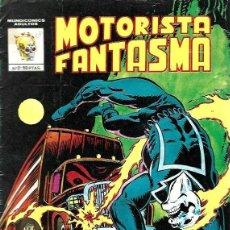 Cómics: MOTORISTA FANTASMA Nº 2, MUNDICOMIC. Lote 253178210