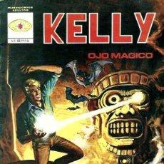 Cómics: KELLY, OJO MÁGICO Nº 1, MUNDICOMIC. Lote 253179570