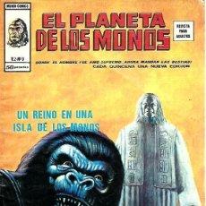 Cómics: EL PLANETA DE LOS MONOS VOL. II Nº 9. Lote 253186160