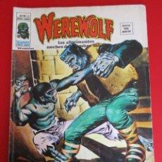 Cómics: HOMBRE LOBO (1974, VERTICE) -WEREWOLF- 10 · XI-1975 · ¡PRISIONEROS DE LA CARNE!. Lote 253200275