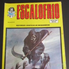 Cómics: ESCALOFRIO (1973, VERTICE) 47 · III-1976 · UN FENIX LOCO FURIOSO. Lote 253200465