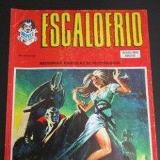 Cómics: ESCALOFRIO (1973, VERTICE) 51 · VII-1976 · PAUL BUTTER WORTH... O LA NOCHE ARRIESGADA. Lote 253200515