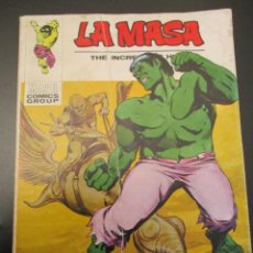 Cómics: HULK (1970, VERTICE) -LA MASA- 27 · 1973 · HOLOCAUSTO DENTRO DE UN ATOMO. Lote 253436895