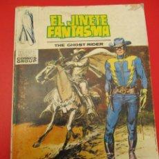 """Comics: JINETE FANTASMA, EL (1972, VERTICE) 4 · 1973 · UN HOMBRE LLAMADO """"HURACÁN"""". Lote 253443590"""