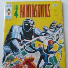 Cómics: CÓMIC LOS 4 FANTÁSTICOS.V.3 N° 12. MUNDI CÓMICS MARVEL COMICS GROUP. AÑO 1974. VÉRTICE. Lote 253502760