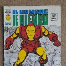 Cómics: EL HOMBRE DE HIERRO.VOL.2.NUM.5.VERTICE. Lote 253628775