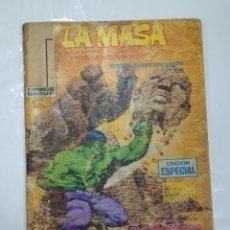 Cómics: LA MASA , VÉRTICE VOL. 1 , NÚMERO 21. Lote 253649500