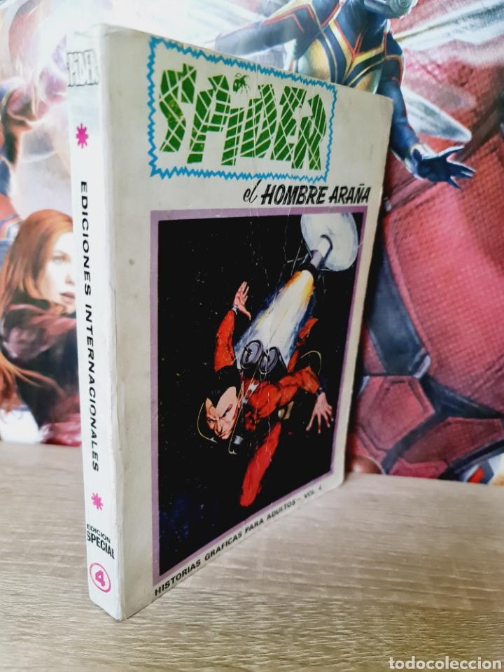 BUEN ESTADO SPIDER 4 EDICION ESPECIAL TACO COMICS EDICIONES VERTICE (Tebeos y Comics - Vértice - Fleetway)