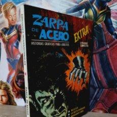 Cómics: MUY BUEN ESTADO ZARPA DE ACERO 6 TACO COMICS EDICIONES VERTICE. Lote 253694820