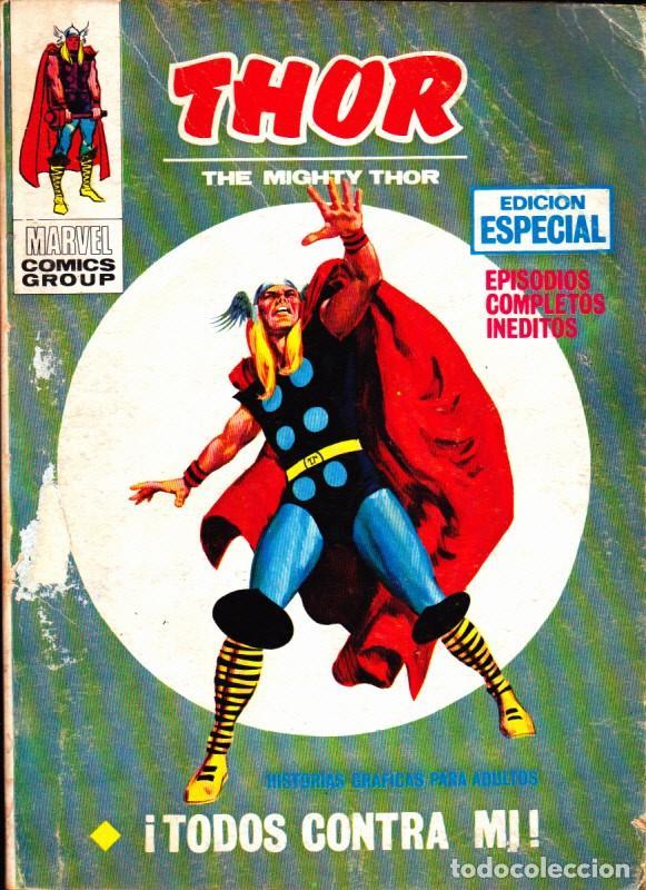 COMIC COLECCION THOR VOL.1 Nº 12 TACO EDITORIAL VERTICE (Tebeos y Comics - Vértice - Thor)