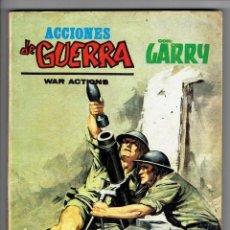 Cómics: ACCIONES DE GUERRA Nº 9 - TACO - EL MIEDO Y LAS LÁGRIMAS - VÉRTICE 1973 ''BUEN ESTADO''. Lote 253768950