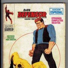 Cómics: DAN DEFENSOR Nº 8 - EL ATAQUE DE ''EL BUEY'' - TACO - VÉRTICE 1970. Lote 253772610