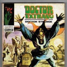 Cómics: DOCTOR EXTRAÑO Nº 11 - EN MI PROPIA TUMBA - TACO - VÉRTICE 1968. Lote 253772815