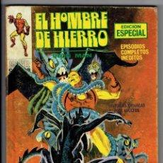 Cómics: EL HOMBRE DE HIERRO Nº 20 - TACO - EL GEMIDO DEL DEMONIO - VÉRTICE 1972. Lote 253773490