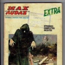 Cómics: MAX AUDAZ Nº 21 - TACO - EL CASTILLO SINIESTRO - VÉRTICE 1970. Lote 253774185