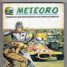 Cómics: METEORO Nº 4 - TACO - SABOTAJE EN LA PISTA - VÉRTICE 1971. Lote 253774500