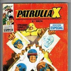 Cómics: PATRULLA X Nº 20 - TACO - EL FIN DE LA PATRULLA X- VÉRTICE 1971. Lote 253774980