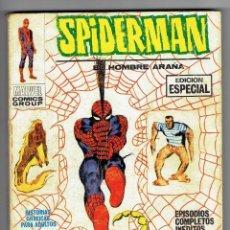 Cómics: SPIDERMAN Nº 9 - TACO - CONTRA '' EL ESCORPIÓN '' - VÉRTICE 1971. Lote 253775685