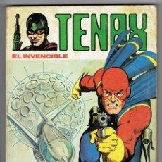 Cómics: TENAX EL INVENCIBLE Nº 10 - TACO - EL ASTEROIDE DE LOS CIEN OJOS - VÉRTICE 1973. Lote 253776135