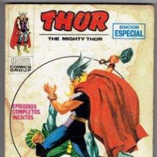 Cómics: THOR Nº 14 - TACO - LA PICADURA DEL COBRA - VÉRTICE 1973. Lote 253776760
