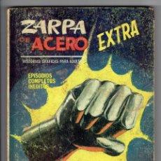 Cómics: LA ZARPA DE ACERO Nº 10 - TACO - LA LUZ CEGADORA - VÉRTICE 1966. Lote 253777585