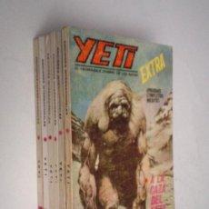 Cómics: YETI EXTRA - VOLUMEN 1 - COLECCION COMPLETA - 6 NUMEROS - BUEN ESTADO - GORBAUD. Lote 253788505