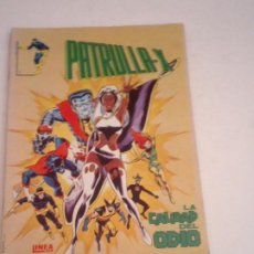 Cómics: PATRULLA X - VERTICE - SURCO - COLECCION COMPLETA - 6 NUMEROS -MUY BUEN ESTADO - GORBAUD. Lote 253790290
