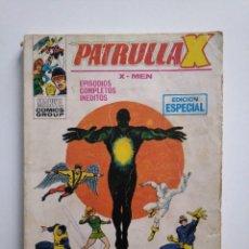 Cómics: PATRULLA X SE BUSCA AL CICLOPE, VIVO O MUERTO. VERTICE N°.24. Lote 253799335