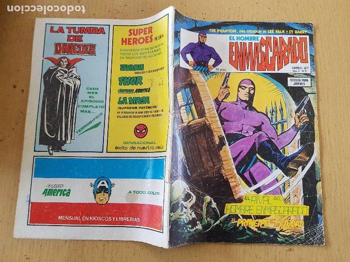 Cómics: 2 COMICS VO2-Nº9-Nº34 EDICION ESPAÑOLA - Foto 2 - 253858260