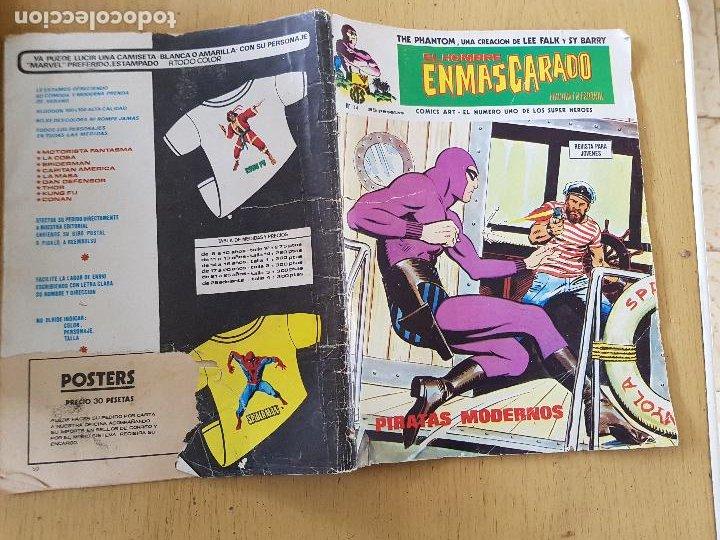 2 COMICS VO2-Nº9-Nº34 EDICION ESPAÑOLA (Tebeos y Comics - Vértice - Hombre Enmascarado)