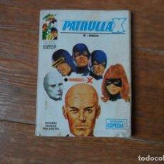 Cómics: PATRULLA X Nº 1 X MEN S VERTICE VOLUMEN 1 1969. Lote 253912805