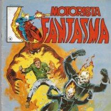 Cómics: MOTORISTA FANTASMA Nº 9 MONSTRUOS. EDICIONES SURCO 1983. Lote 253918340