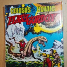 Cómics: COMIC FLASH GORDON COLOSOS DEL COMIC EN EL GIGANTE DE LAS PROFUNDIDADES Nº 32. Lote 253947835